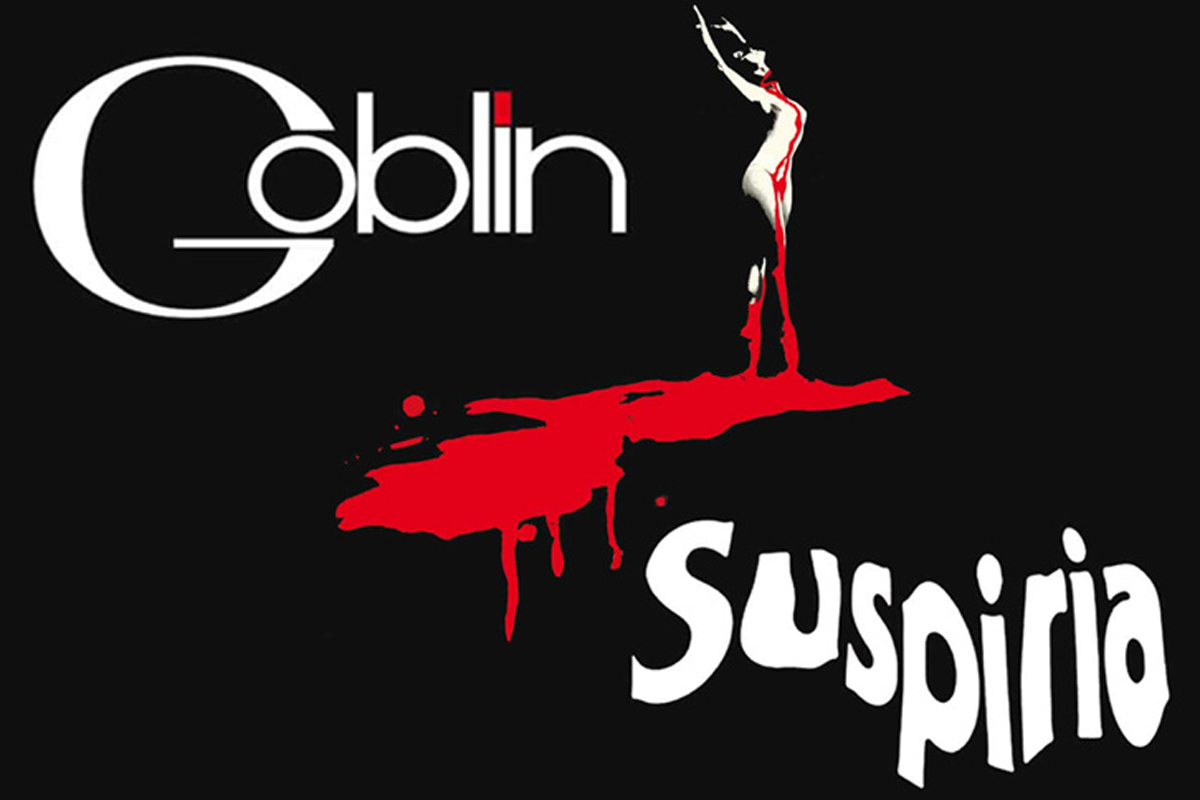 Goblin Suspiria soundtrack reissue