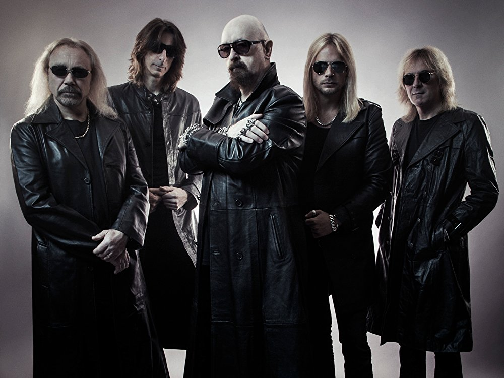 Judas Priest new album 2018 tour