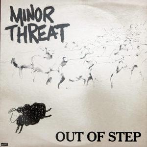 top 100 punk albums Minor Threat