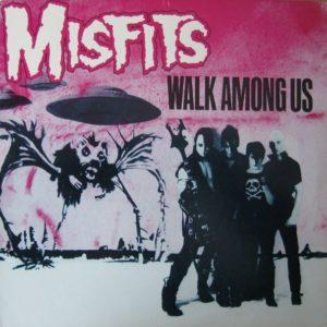 top 100 punk albums Misfits
