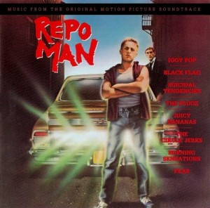 top 100 punk albums Repo Man