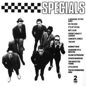 top 100 punk albums Specials
