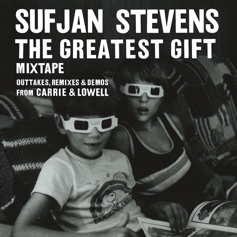 Sufjan Stevens outtakes Wallowa Lake Monster