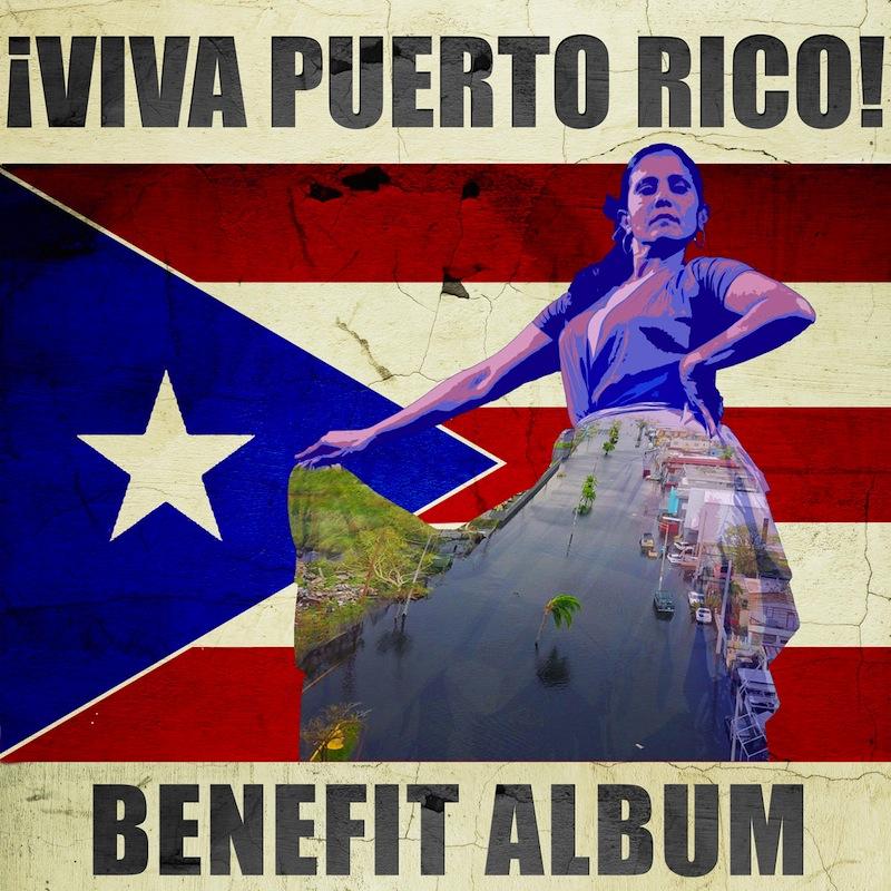 Viva Puerto Rico benefit compilation