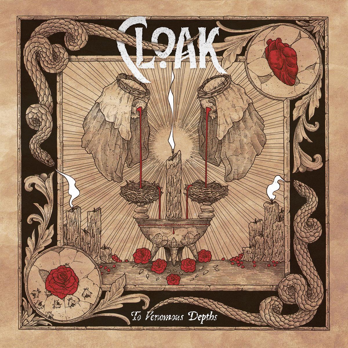 Cloak To Venomous Depths review Album of the Week