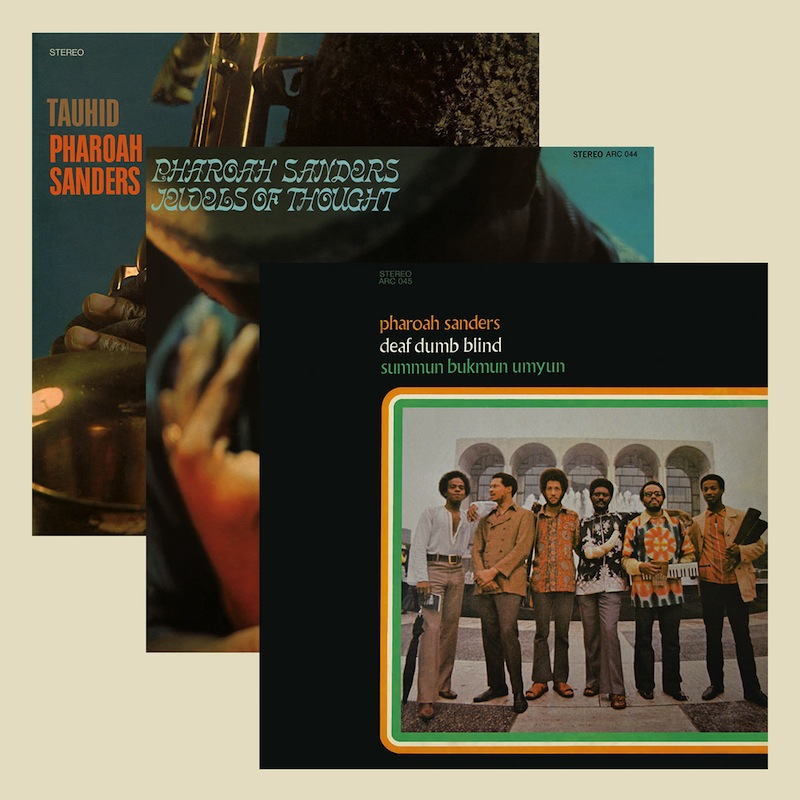 Pharoah Sanders reissues review