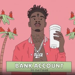 best songs of 2017 Bank Account