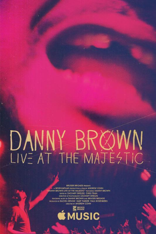 Danny Brown documentary