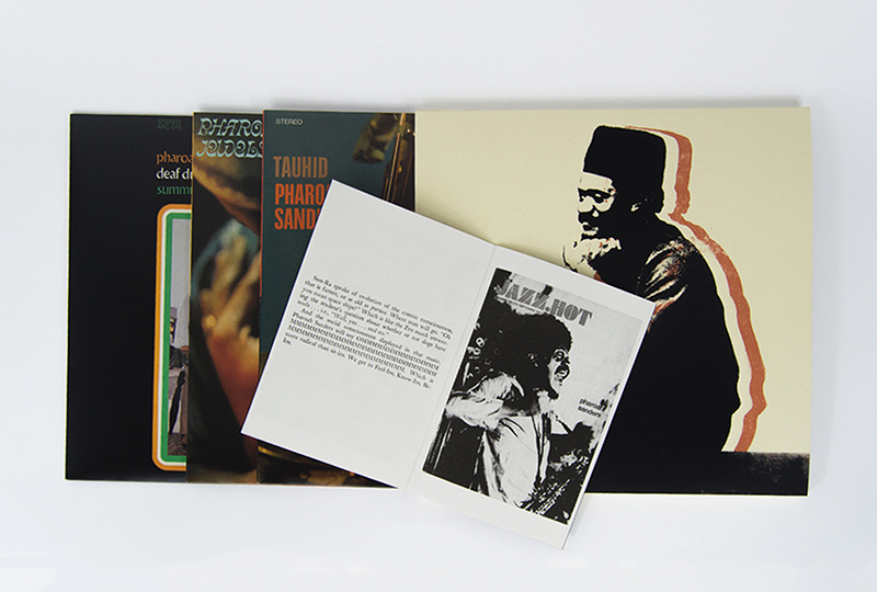 holiday gift guide 2017 pharoah sanders