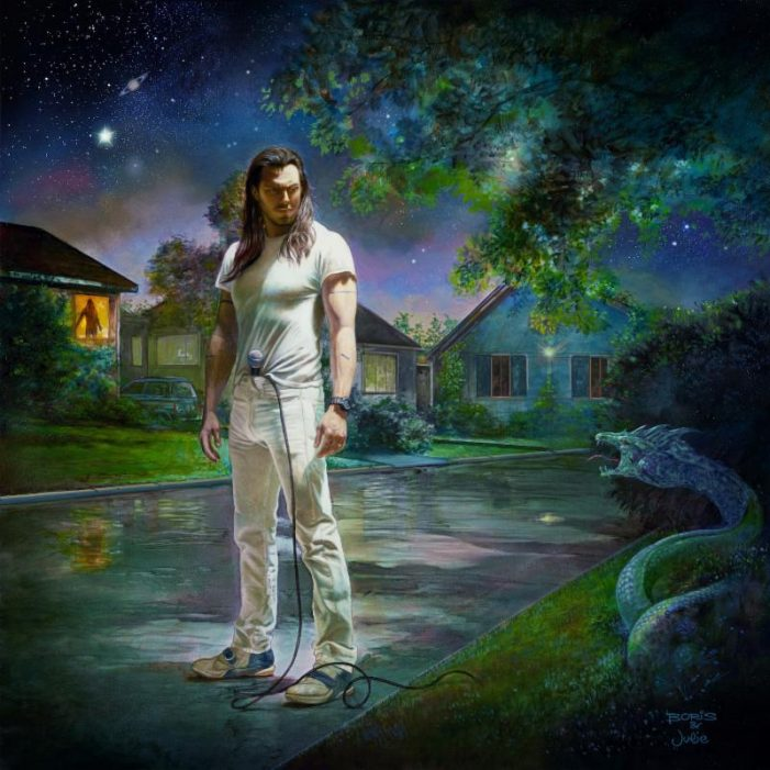 Andrew W.K. new album You're Not Alone