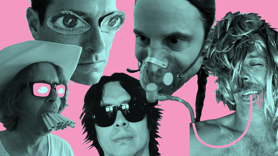 Hot Snakes vinyl reissues