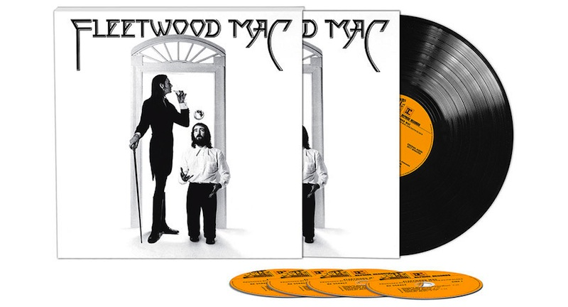 remastered Fleetwood Mac reissue