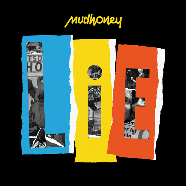Mudhoney LiE live album