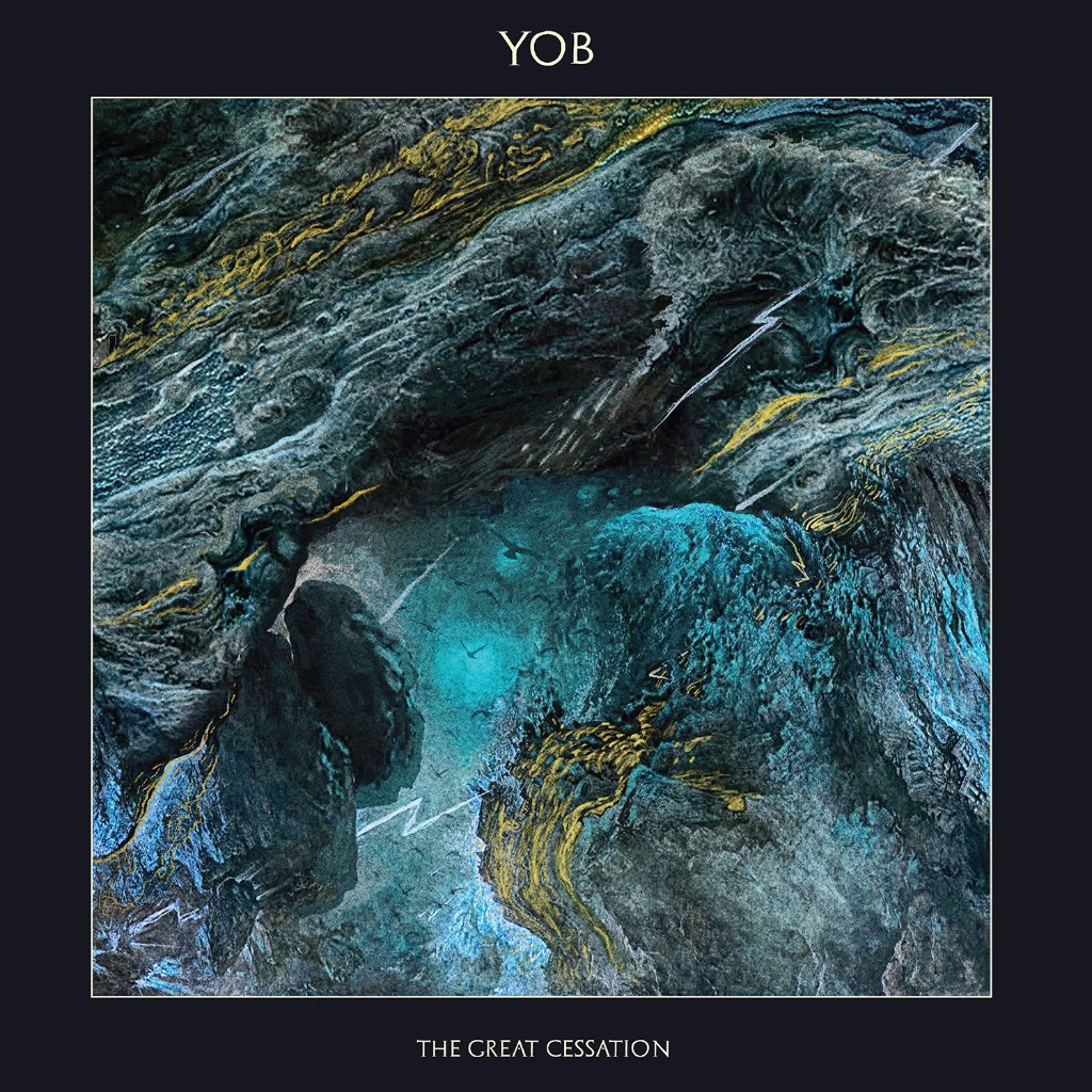 YOB The Great Cessation reissue announced