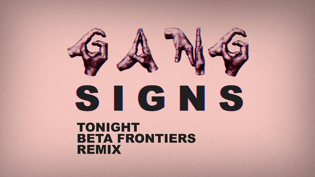 Gang Signs premiere