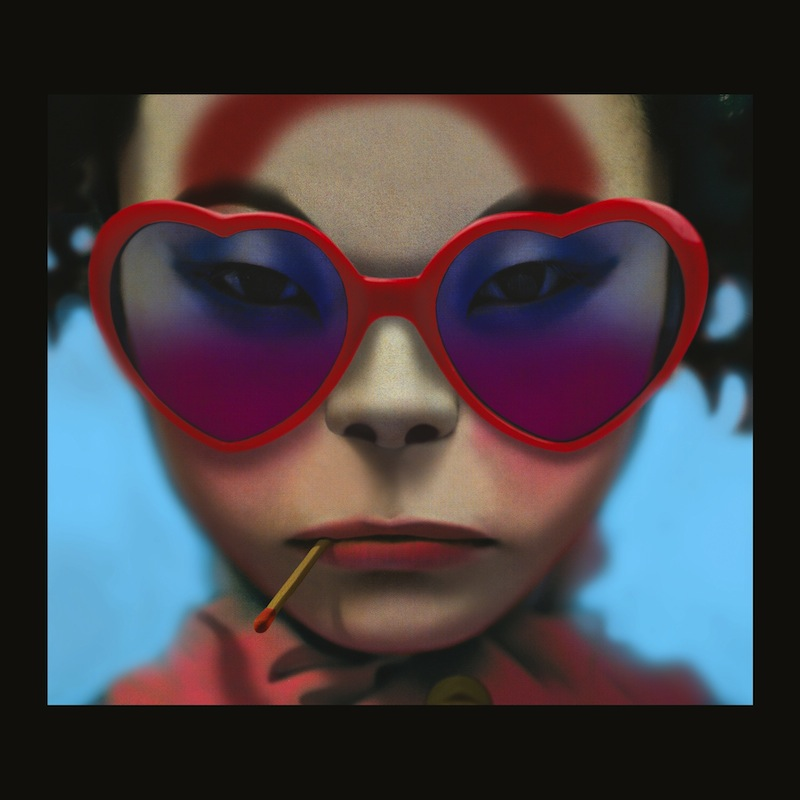 best of 2017 Gorillaz