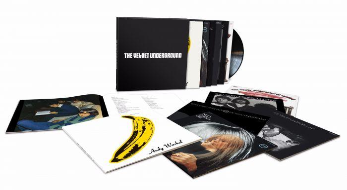 Velvet Underground vinyl box set