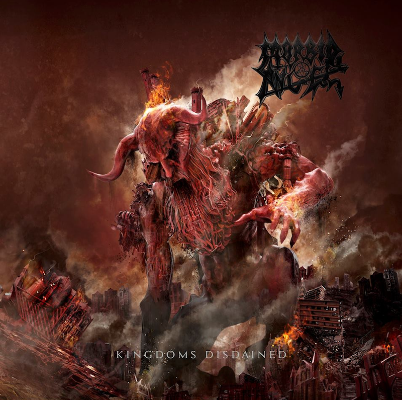 Morbid Angel Kingdoms Disdained review
