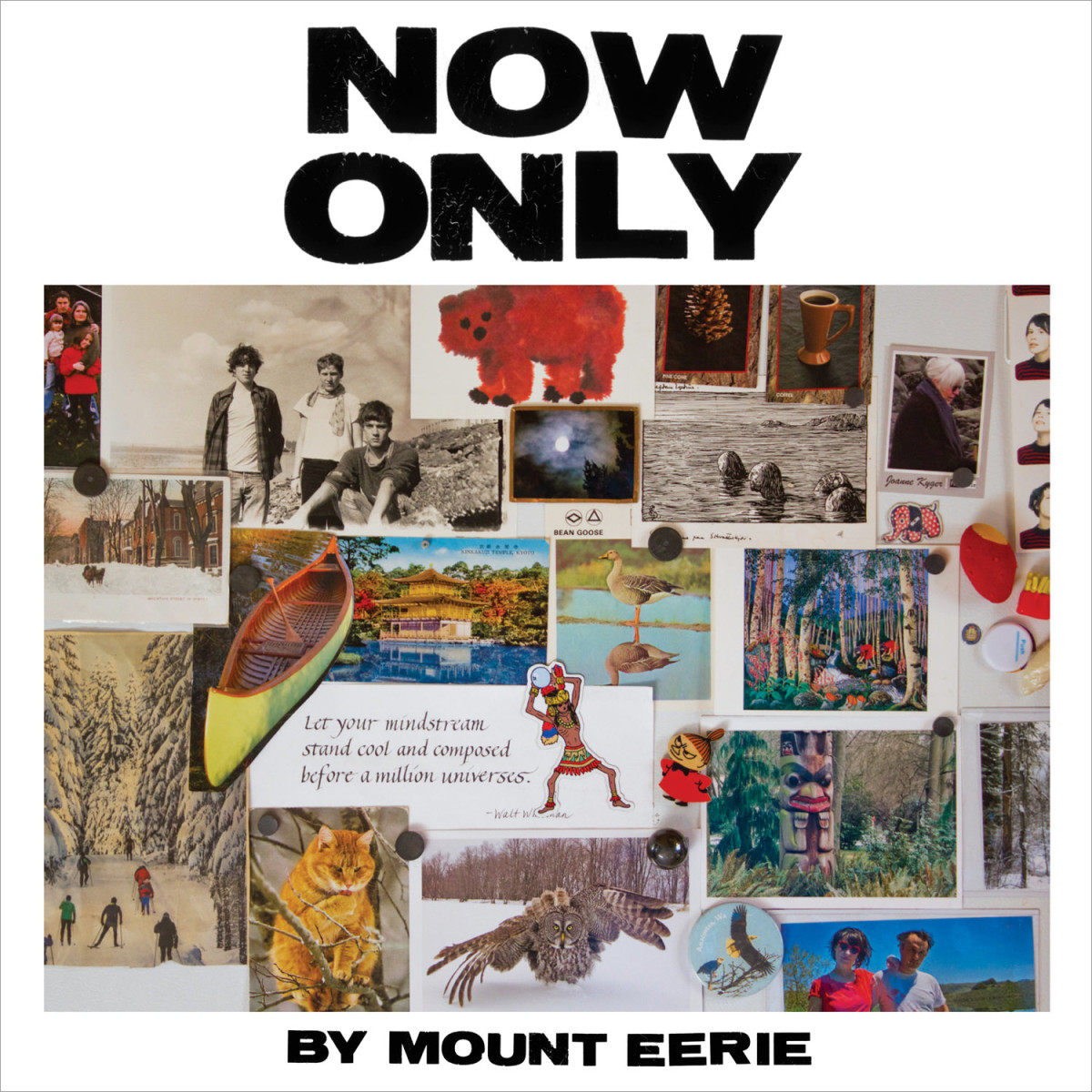 Mount Eerie new album Now Only