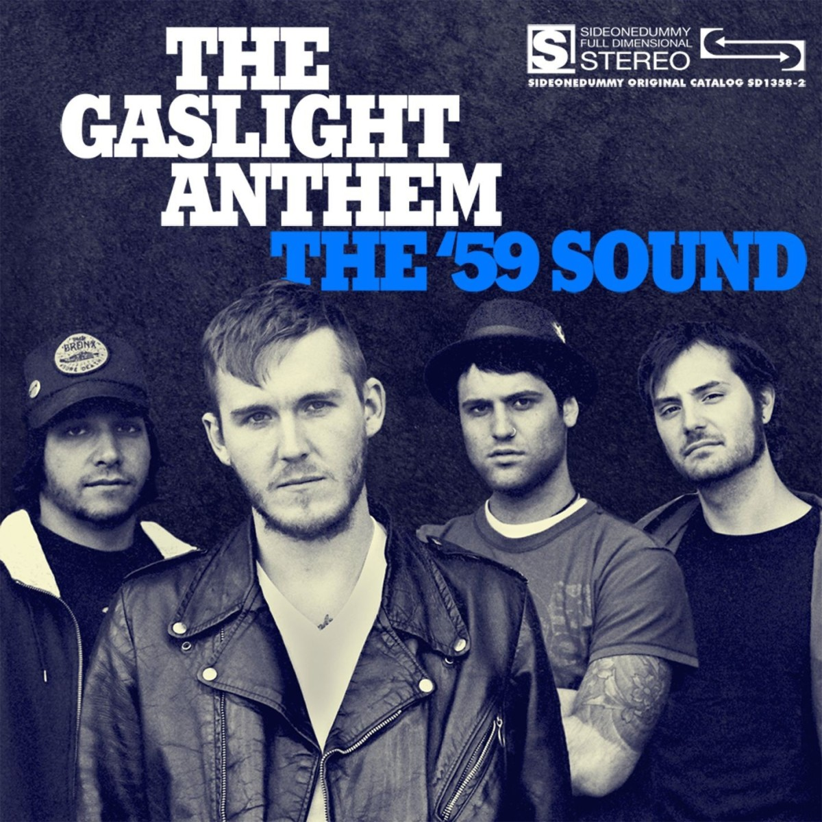 The Gaslight Anthem The 59 Sound tour