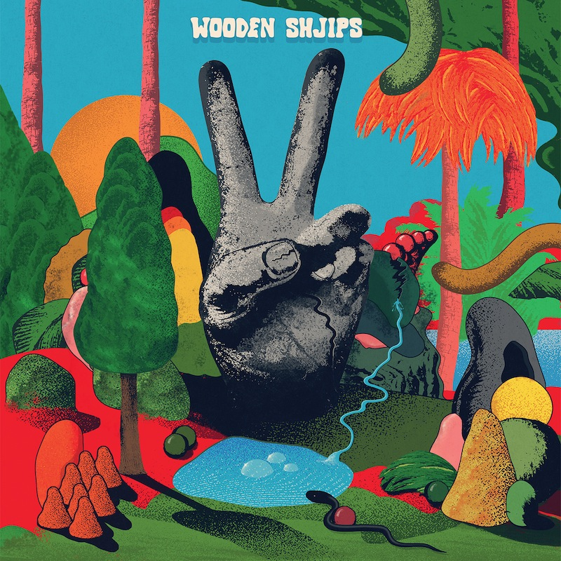 Wooden Shjips new album V
