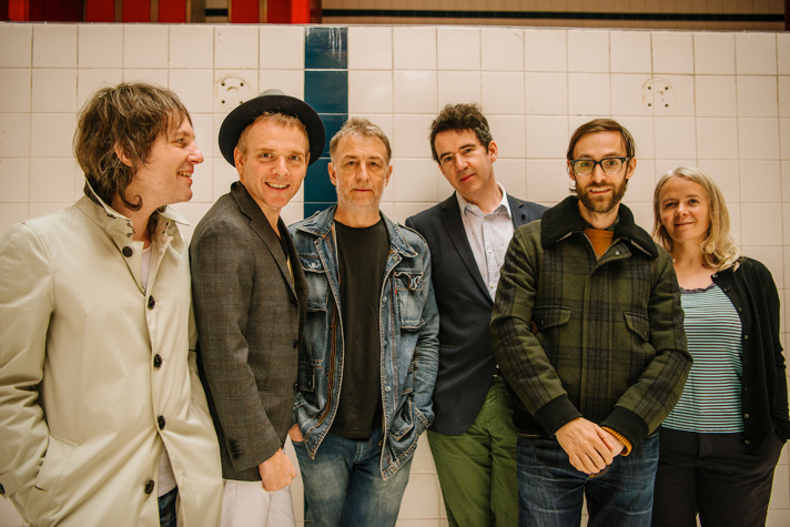 Belle and Sebastian 2018