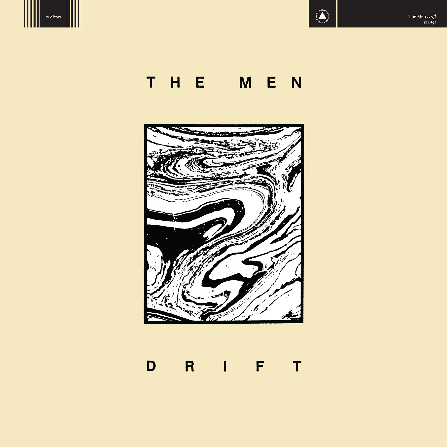 The Men new album Drift
