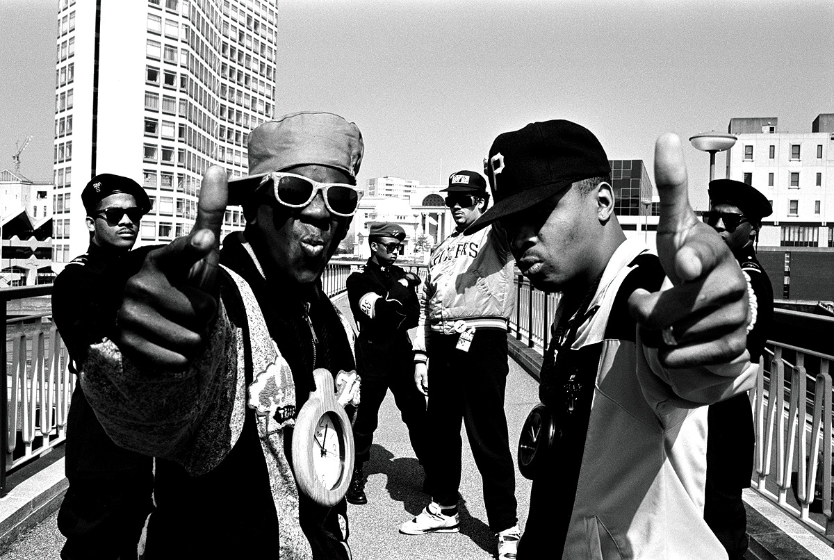 30 best bands of the past 30 years Public Enemy