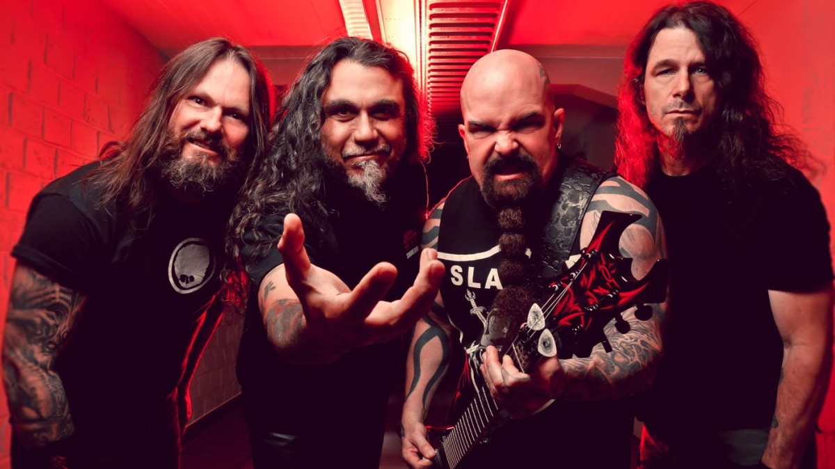 Slayer final tour announced