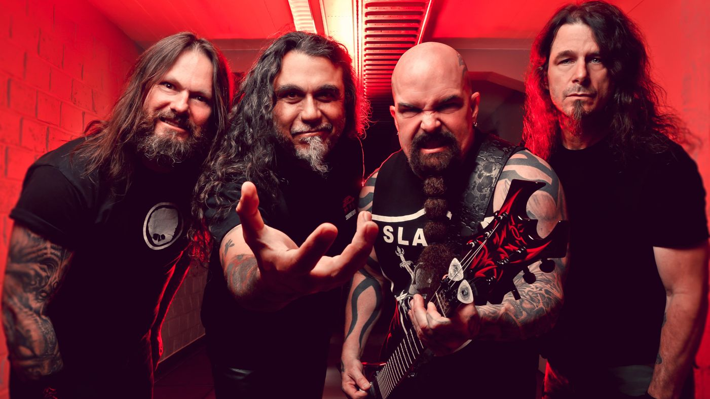 Slayer final tour announced