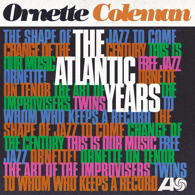 Ornette Coleman vinyl box set