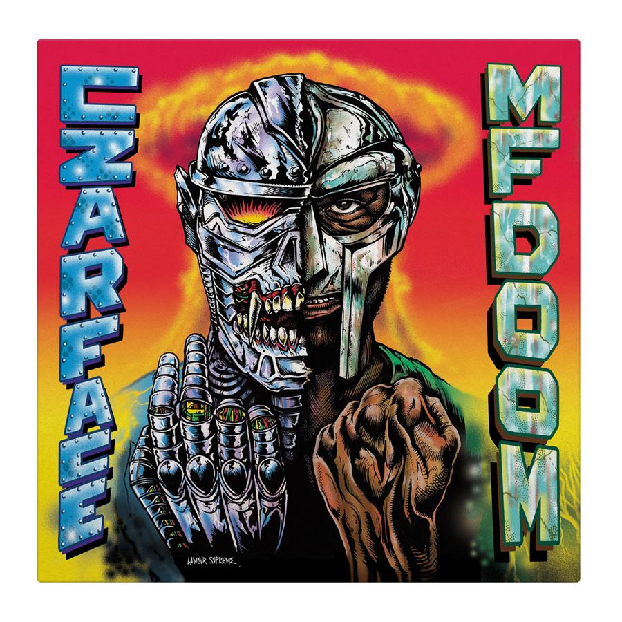 MF DOOM meets Czarface album