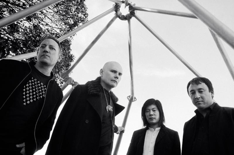 Smashing Pumpkins reunion tour
