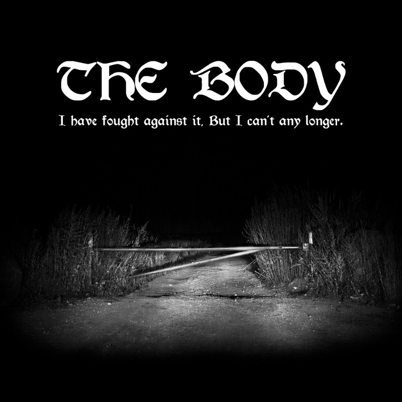 The Body new album I Have Fought Against It