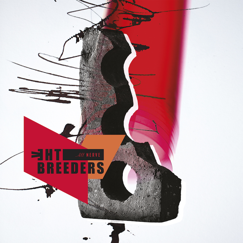Breeders new album All Nerve