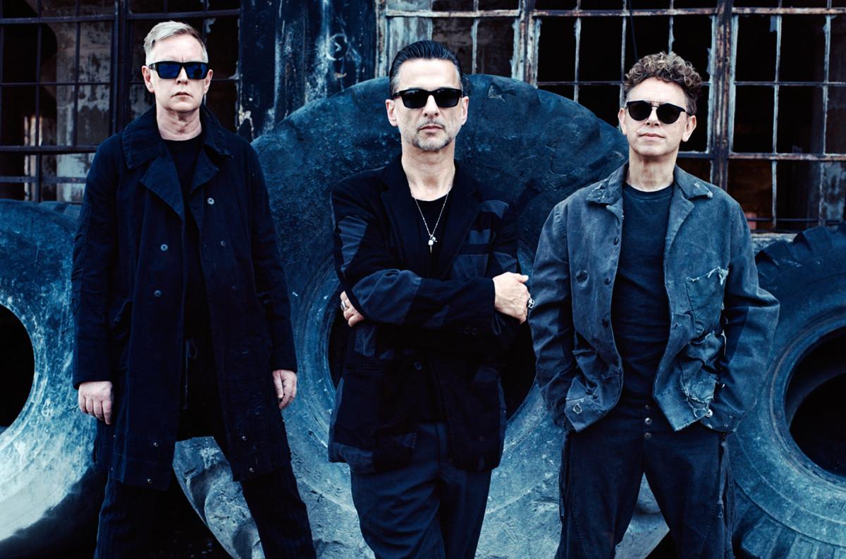Depeche Mode 2018 tour