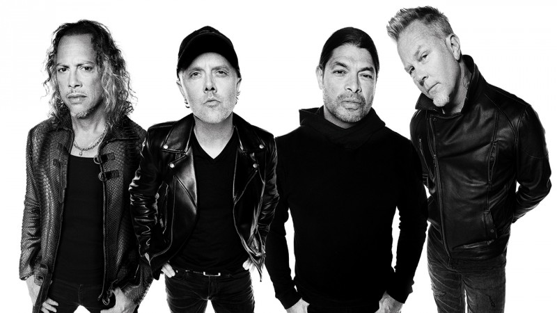 Metallica North America tour dates