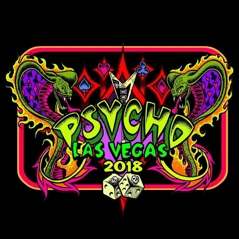 Psycho Las Vegas 2018