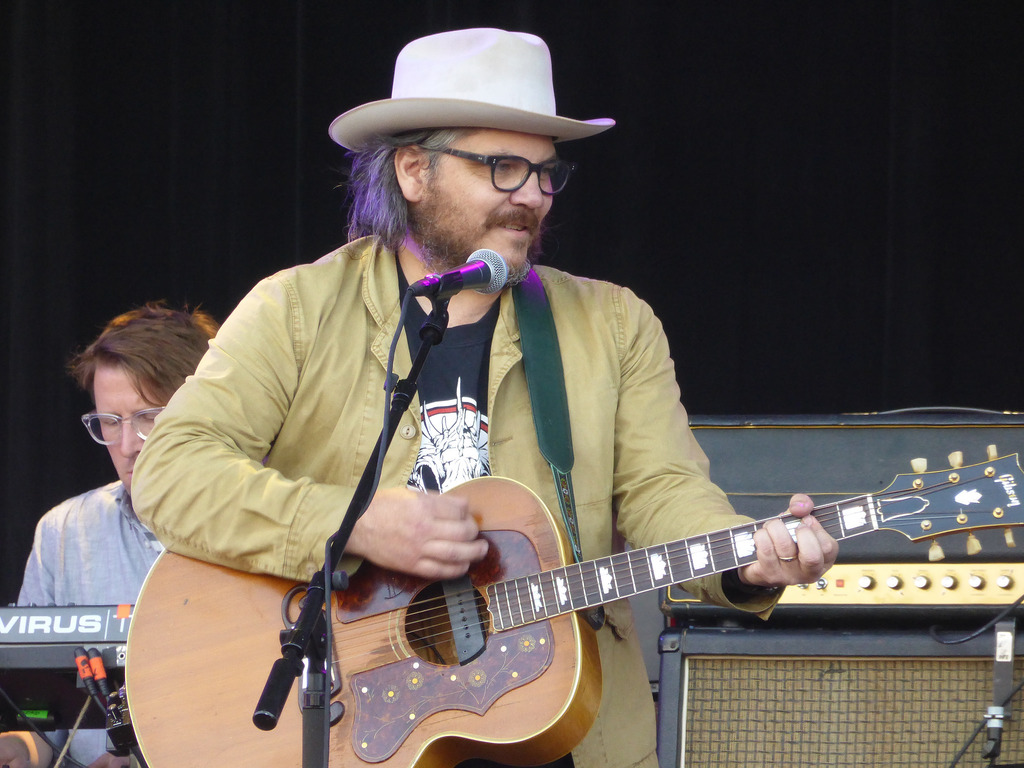 Jeff Tweedy solo tour