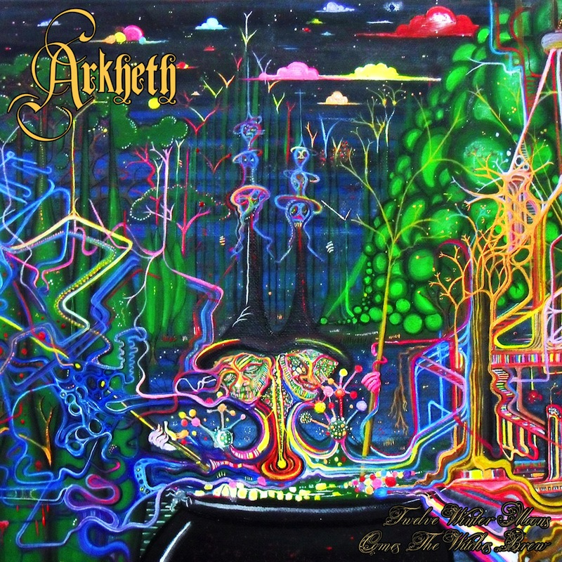 Arkheth album review