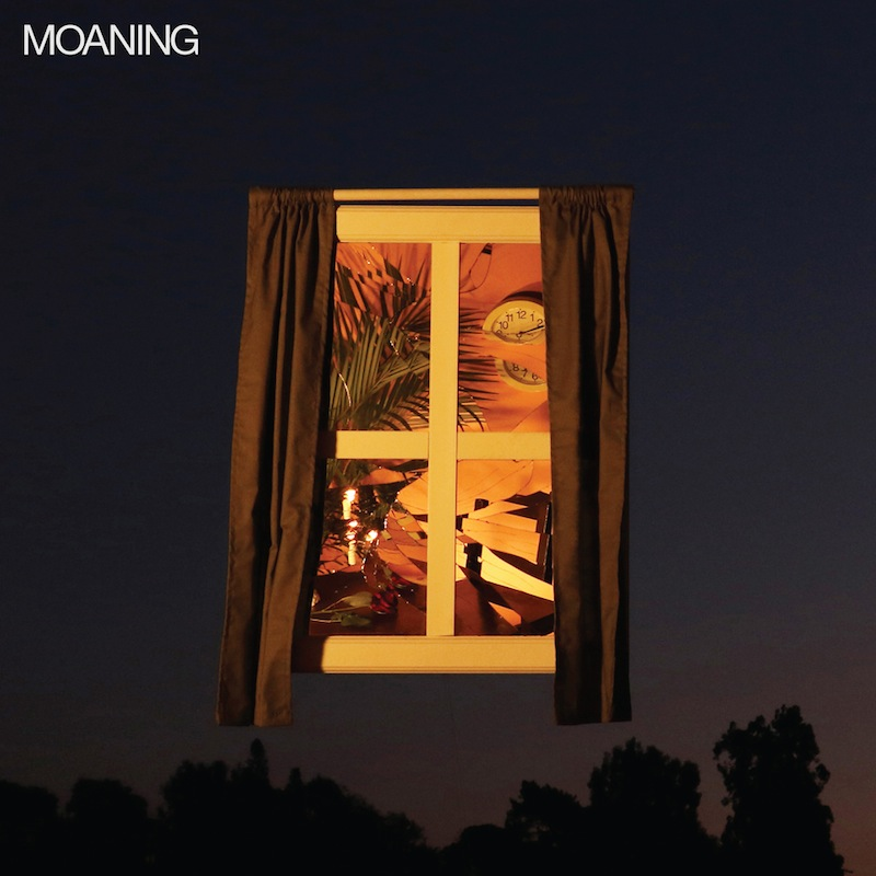 Moaning self-titled review