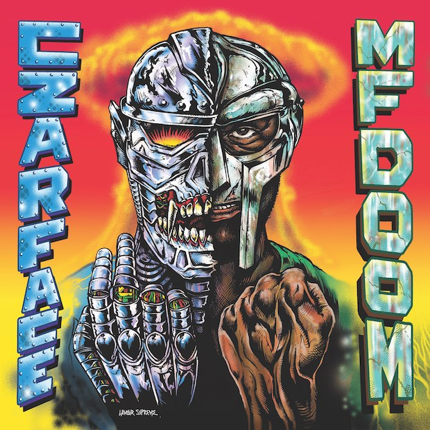 Czarface Meets Metal Face review