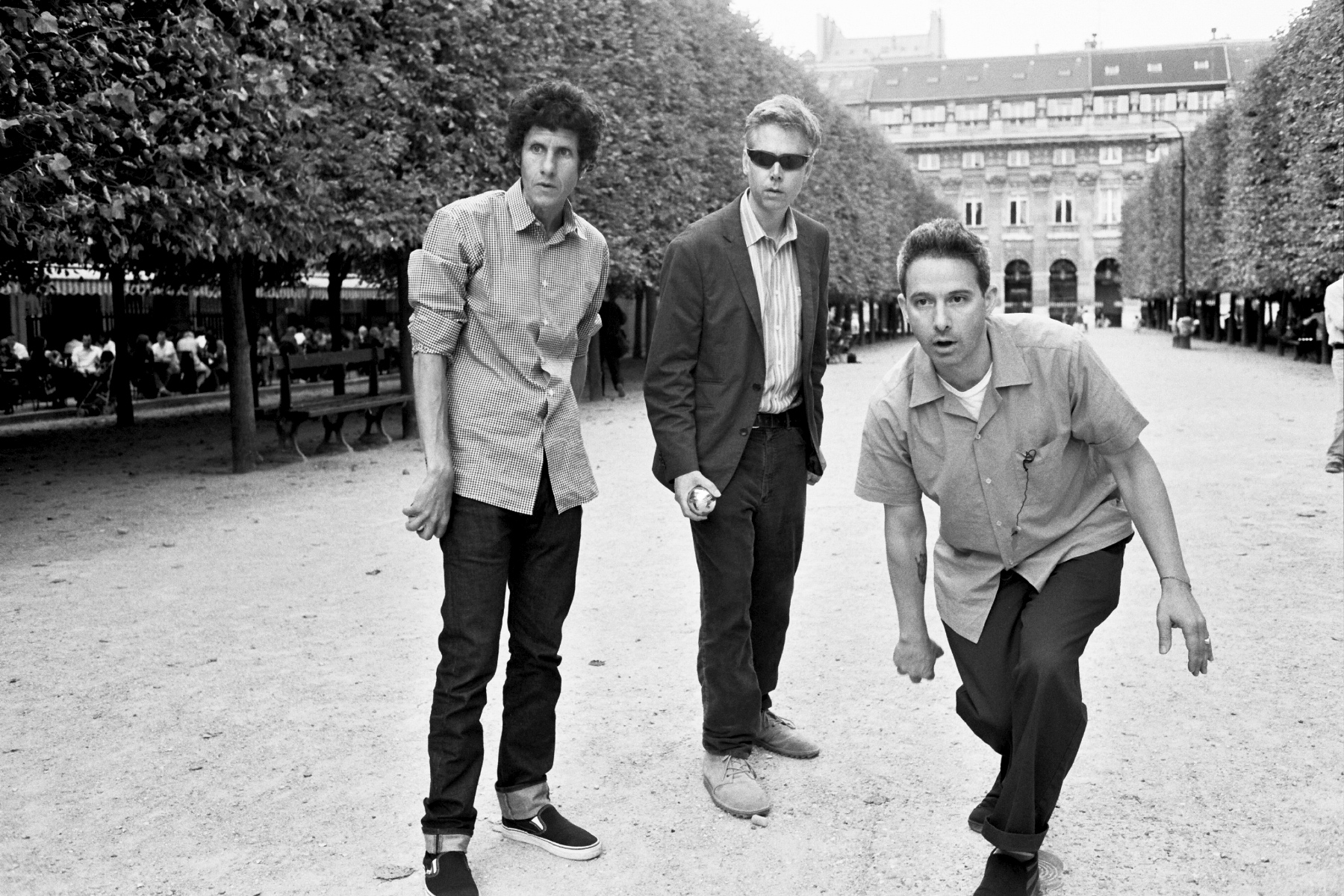 Beastie Boys bands that changed their sound