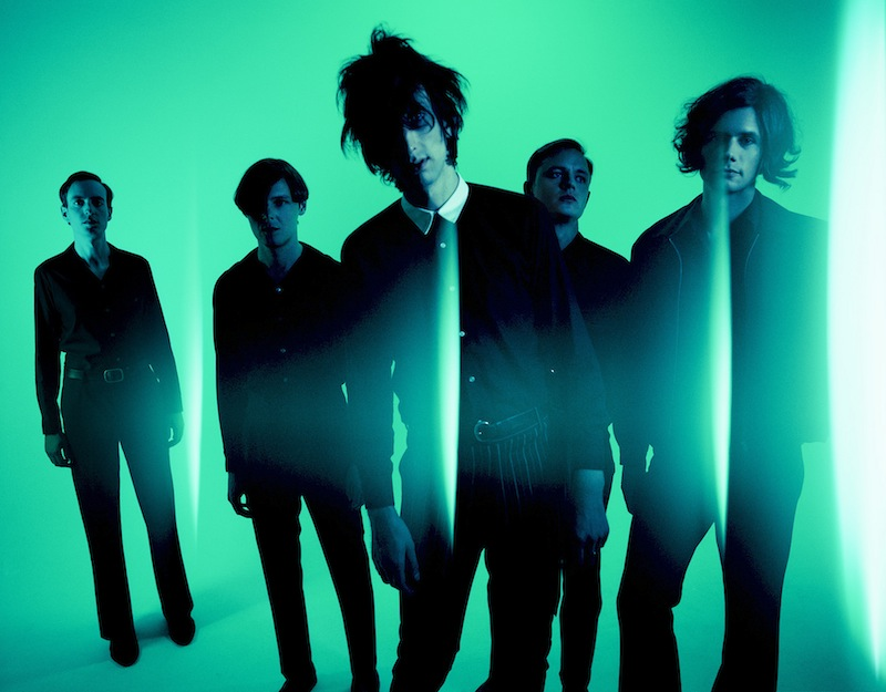 bands that changed their sound The Horrors