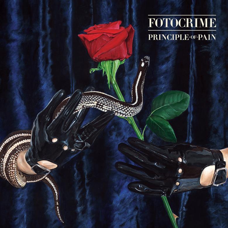 Fotocrime debut album
