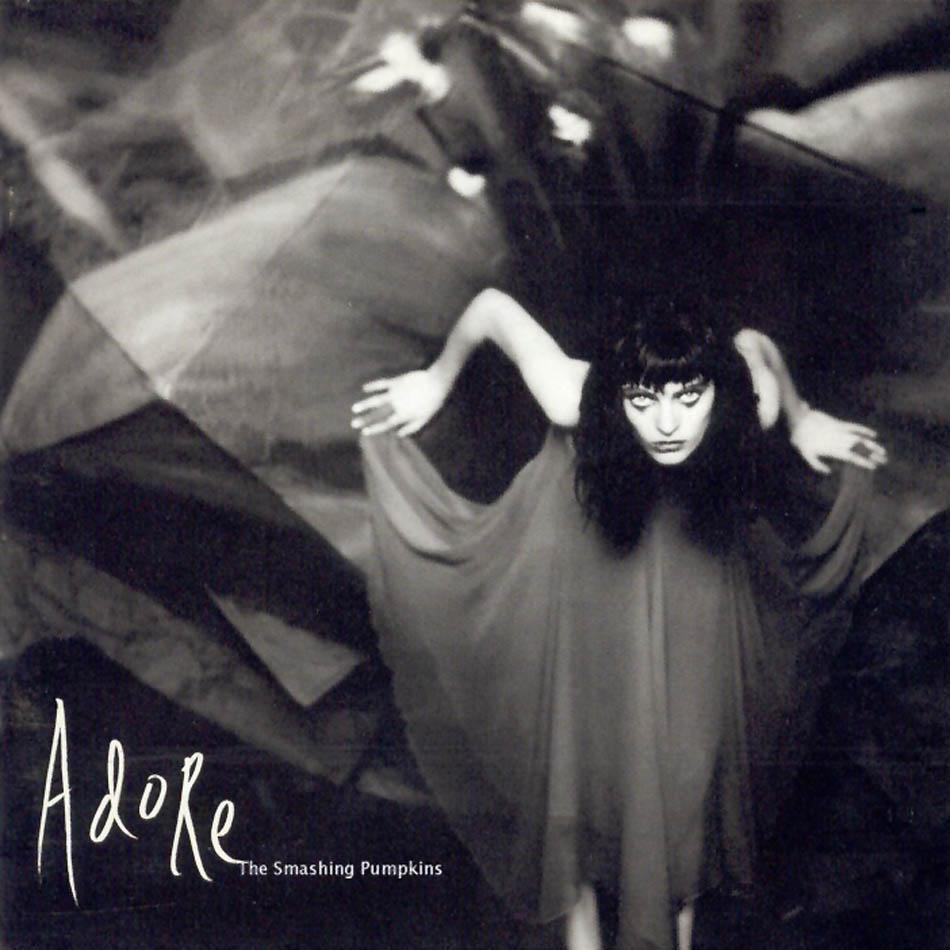 Smashing Pumpkins Adore alternate tracklist