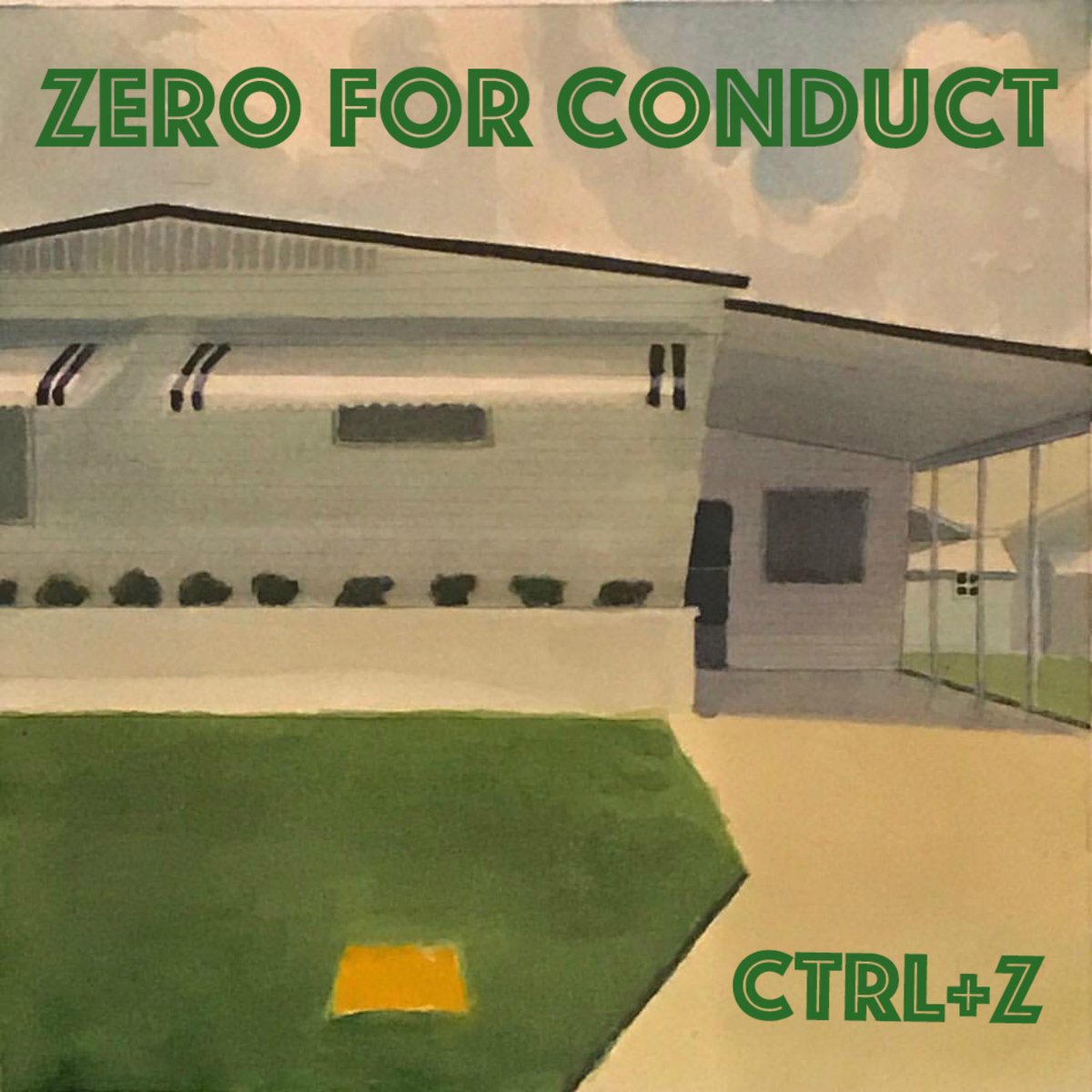 Zero For Conduct album premiere
