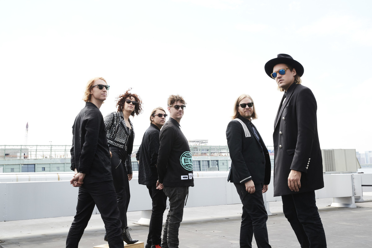 Arcade Fire tour dates