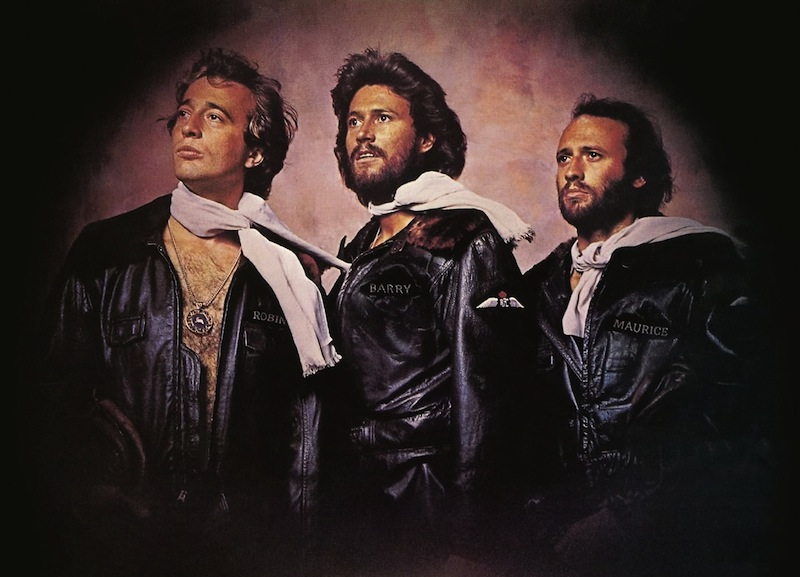 Bee Gees bands that changed their sound