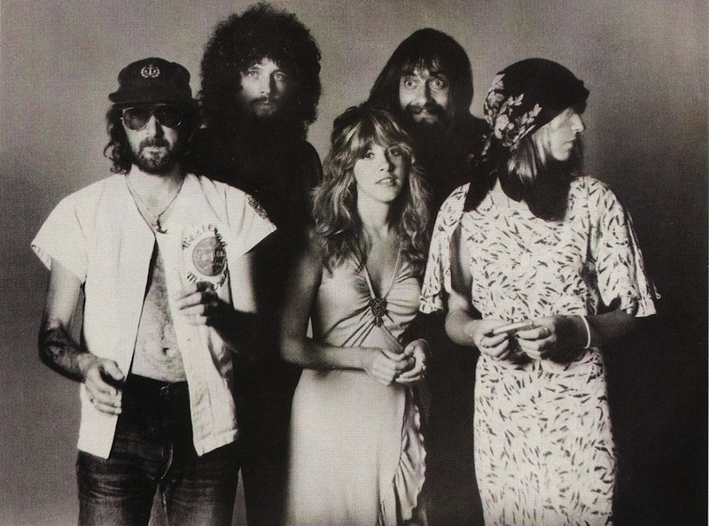 Fleetwood Mac bands that changed their sound